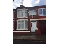 Three bedroom Terrace property, located on Selby Road, Orrell Park, just off Orrell Lane L9,