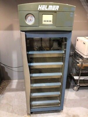 Helmer IB125 Blood Bank Refrigerator, Medical, Healthcare, Lab Refrigerator for sale  West Palm Beach