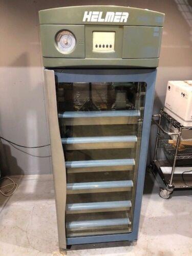 Helmer IB125 Blood Bank Refrigerator, Medical, Healthcare, Lab Refrigerator