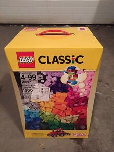 Lego creative XXL box - 1500 pcs set
