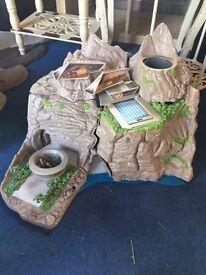 Thunderbirds Tracey Island Childrens Model