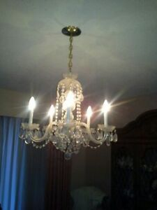 Antique Chandelier   $500.00 O.B.O.