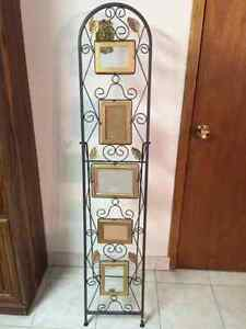 Metal Stand Picture Frame Holder