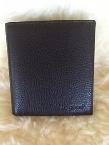 Men's Leather Wallet Brand New
