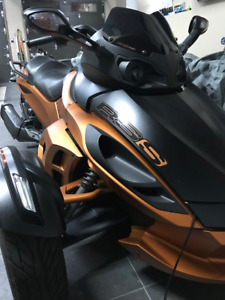 Can-Am Spyder RS-S sport semi-automatique SE-5