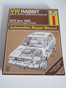 Chilton's / Haynes / Robert Bentley Repair manuals VW, BMW, Ford