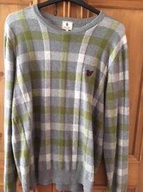 Lyle & Scott / Armani knitwear