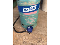 gas regulator and flo gas cylindar