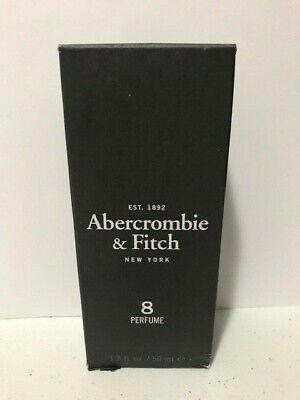 ABERCROMBIE & FITCH 8 Perfume1.7 oz PERFUME SPRAY WOMEN
