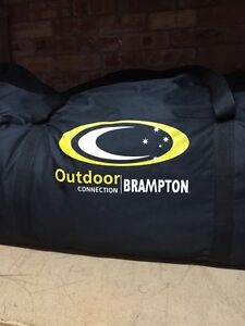 Outdoor Connection Brampton 3 Room Family Dome Tent Valley Heights Blue Mountains Preview