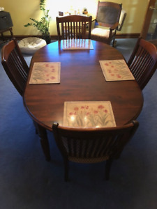 Canadel Dining Room -REDUCED! $1750