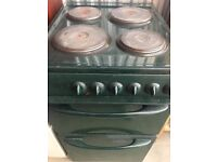 Compact Electric Cooker with Oven & Grill | Delivery Avail