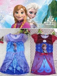 Snow Queen Elsa,Princess Anna,Olaf,Kristoff,Sven Pyjamas,Gown Regina Regina Area image 8