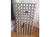 *** 2 Wine Racks To Hold 108 Wine Bottles ***