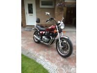 Yamaha XJ650 Maxim 1980 excellent for year 21k miles long MOT