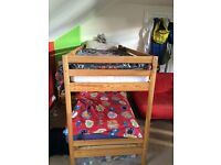 IKEA Bunk Beds great condition. All nuts & bolts No mattresses.