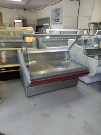 1.25 Metre wide Serve Over Display Fridge (CRIOCABIN) AST144