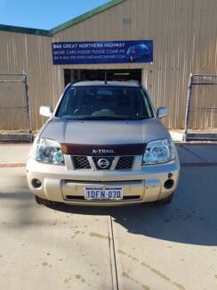 2005 NISSAN X-TRAIL ST T30 AUTO Midland Swan Area Preview