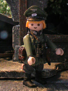 PLAYMOBIL-CUSTOM-OFICIAL-14-INF-DIVISION-LUBLIN-POLONIA-1939-REF-0510-BIS
