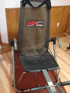 CHAISE AB ROLLER LOUNGE ULTRA