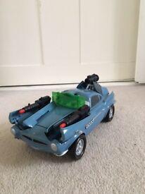 Finn McMissile Cars
