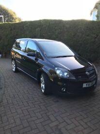 Vauxhall Zafira VXR Turbo