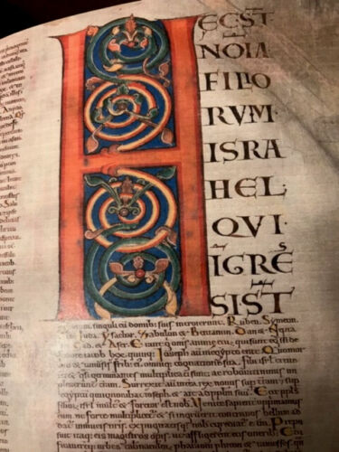 Codex Gigas, Devils Bible 12th century