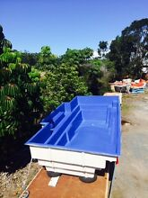 6 Mtr fibreglass swimming pool shell (6mtrs x 3.35 mtrs) Noosaville Noosa Area Preview
