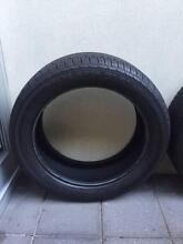 2x Kumho Tyres (Basically Brand New) For Individual/Combined Sale Double Bay Eastern Suburbs Preview