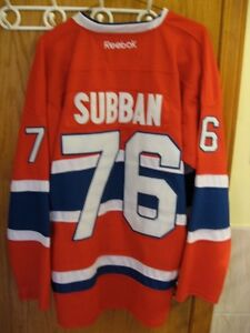 HOCKEY NHL JERSEY MONTREAL CANADIENS 31 CAREY PRICE CHANDAIL LNH City of Toronto Toronto (GTA) image 9
