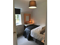 Double Room in Lovely House, W/Garden, Parking, 15 Mins to Station