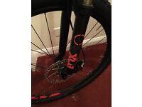 "Brand NEW 18"" CUBE Mountain Bike RRP £1149"
