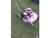 Hayter Vintage Lawnmower