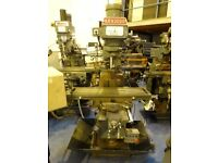XYZ KRV TYPE 3000 TURRET MILLING MACHINE