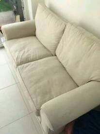 John lewis Sofa free local delivery