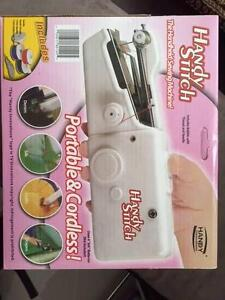 Handy stitch portable and cordless sewing machine Girraween Parramatta Area Preview