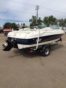 2000 INVADER 185  PICK THIS BOAT UP FOR THE WEEKEND  $14900.00
