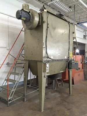 Dust Collector - Clemco Industries Corp Rph-4l 20531