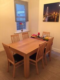 Great Furnished double bedroom available for rent immediately for just £125 per week