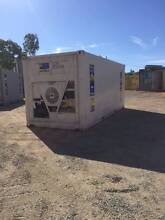 2ND HAND 20FT INSULATED SHIPPING CONTAINER - OPERATIONAL Rockhampton Rockhampton City Preview