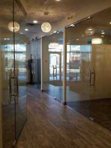 Furnished office space in Airdrie