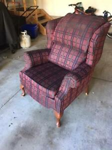 Super Style WING CHAIR