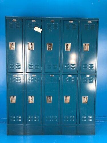Compartment Lockers - School Lockers- Superior 10 Door Lockers
