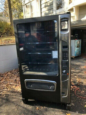 Very Nice Wittern 3565 St5000 Combo Snack Food Drink Vending Machine Usi