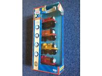 Brio Learning Curve set of 4 wooden trains - Thomas the Tank Engine