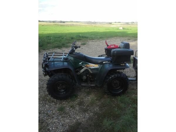 2000 Arctic Cat 500