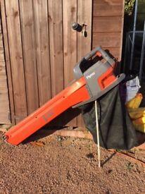 Flymo Leaf Blower and Vacuum