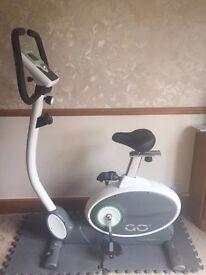 Tunturi GO Bike 30 Exercise Bike Perfect condition.