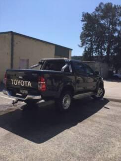 2014 Toyota Hilux Turbo Diesal Ute