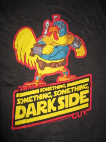 2009 Something, Something DARKSIDE THE FAMILY GUY SAGA (XL) Shirt PETER GRIFFIN
